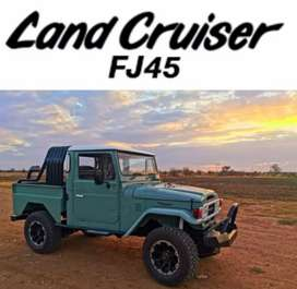 Fj 45 land cruiser