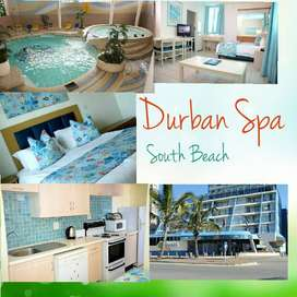 Durban Spa December 2019 School Holidays 6 Sleeper