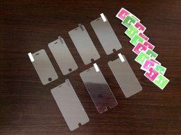 Защитное стекло для на Iphone 4 4s 5 5c 5s se 6 6s 6 plus 7 7 plus 8 X