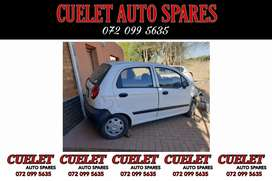 Chev Spark 800cc Stripping For Parts And Accessories