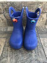 Резиновые сапоги Crocs c9 кроксы