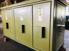 Miniature Substations / Switchgear & Transformers for sale