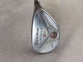 Taylormade tour Preferred Rescue 2 17 degree with fujikara flx S shft