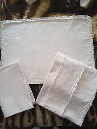 Pościel bawełniana do łóżeczka 90×120cm