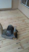 Шліфування дерев'яних підлог