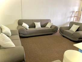 Brand New! 3pce Lounge Suite- includes FREE scatter cushion!