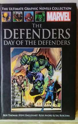 Marvel - the defender's - day of the defender's