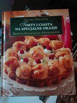 Kolekcja książek kucharskich