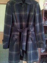 Wysyłka gratis Elegancki płaszcz- jesionka Dorothy Perkins rozm 14/42