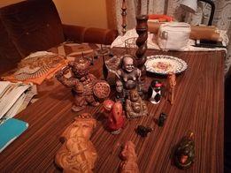 figurki świeczniki bibeloty korkociąg antyki retro art deco retro