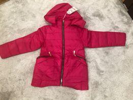 Куртка на дівчинку сезон весна-осінь ( вік від 8 до 16 років )