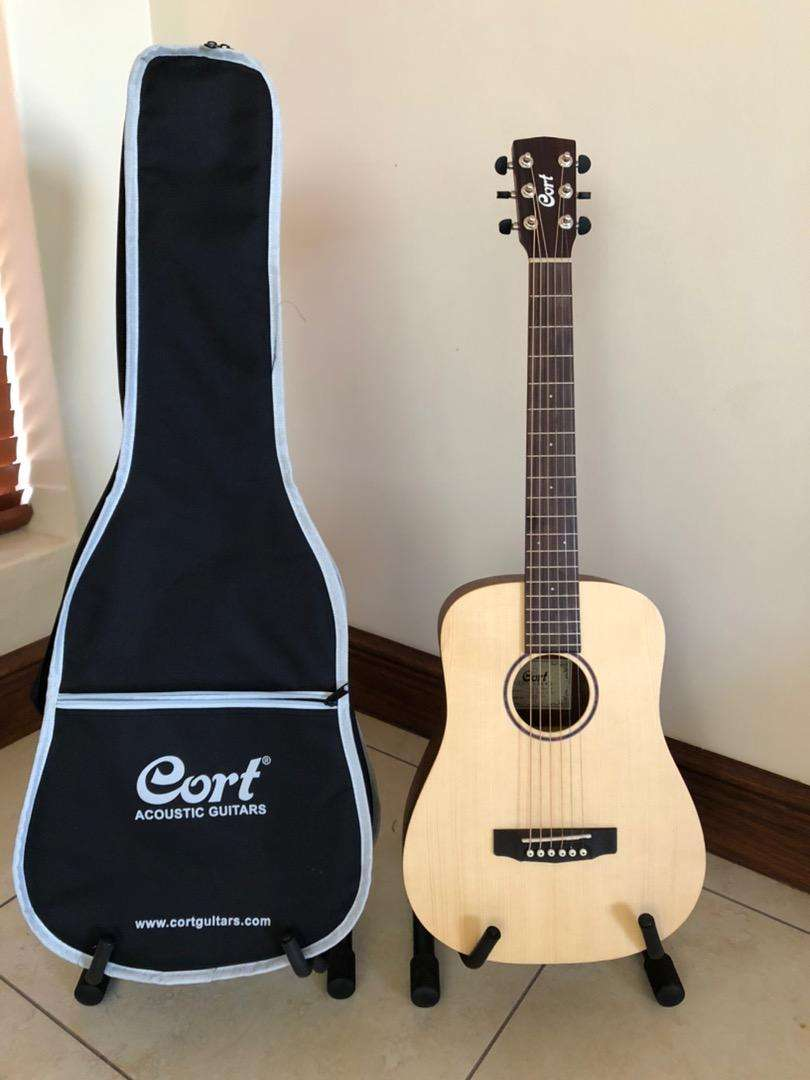 Cort Mini Acoustic Guitar 0