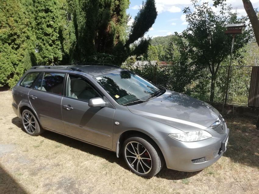 Mazda 6 kombi, 2005, 100 kW 0
