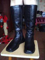 Сапоги, ботинки - кожа, 2000 руб