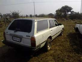 toyota cresida stripping for spares