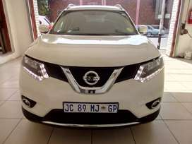 2015 Nissan X-Trail automatic 4x4 full with motor plan