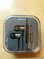 Słuchawki z mikrofonem - Manta EPH 9001 ONYX