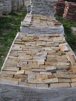Kamień naturalny, elewacyjny, taras, kominek schody cokół elewacja