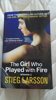 The Girl Who Played with fire. Milenium 2