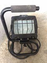 Lampa mocna 230 V
