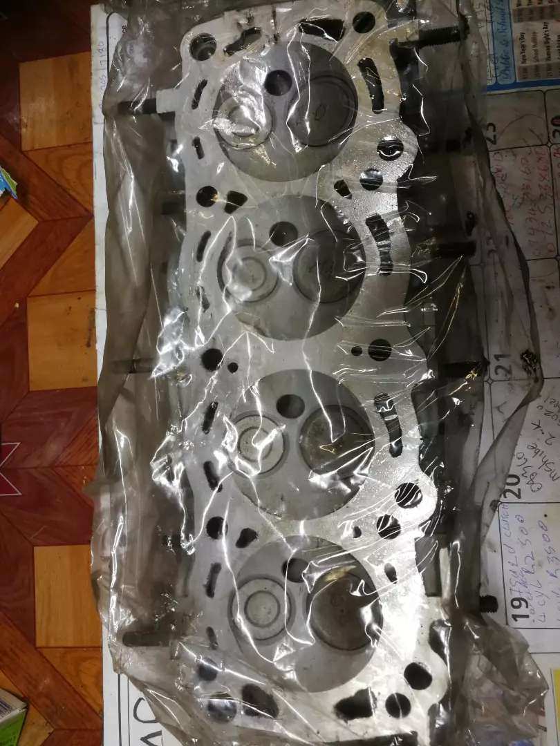 Nissan Sentra 1.3/ 1.6  box shape 8v reconditioned Cylinder head 0