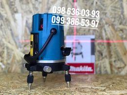 Новый нивелир Makita SK200DZ 30м лазерный уровень + штатив 1.2м