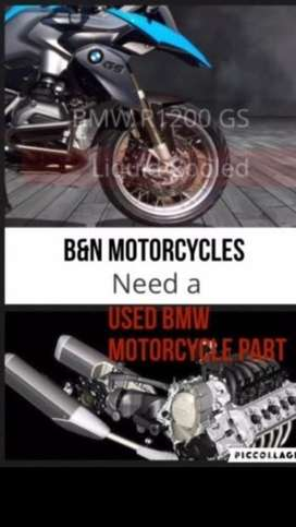 BMW Motorcycle spares 2nd hand