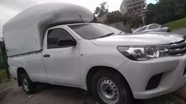 TOYOTA HILUX SINGLE CAB LONG BASE GD6 WITH CANOPY