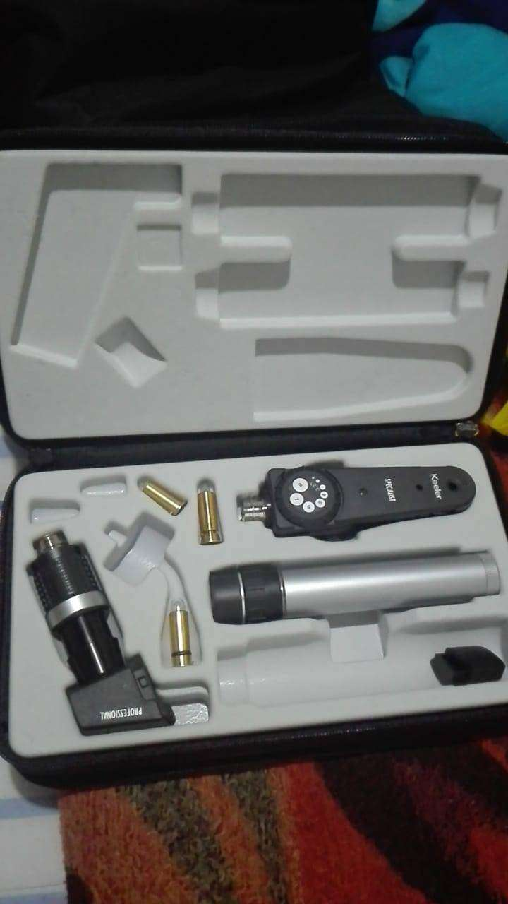 Optometry equipment from Med equip 0