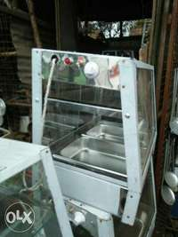 Electric chips warmer 0