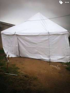 Tent, chairs and Toilet for sale