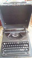 maszyna do pisania Olimpia z taśmą, sprawna