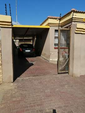 4 bedroomed house available for rental in Pimville.