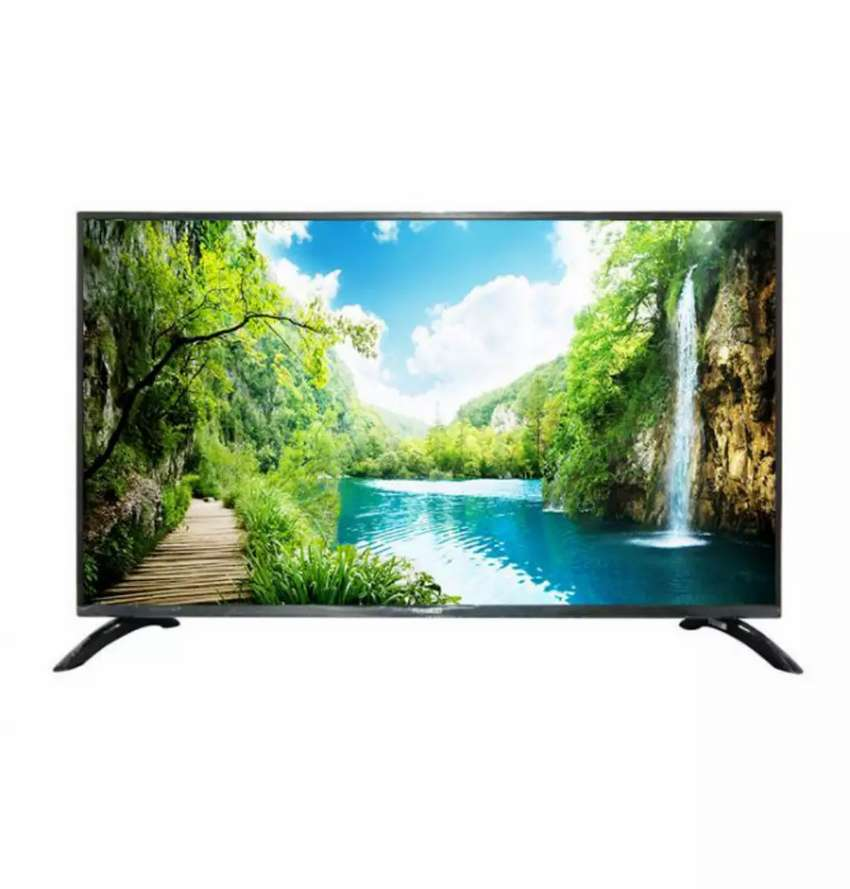 "Nasco 40"" LED Digital Satellite TV 0"