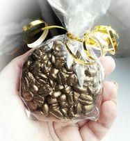 Мыло-скраб, Кофейное зерно, подарок кофе, мыло ручной работы