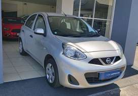 2018 Nissan Micra 1.2 Visia For Sale