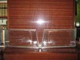 Шлифовка полировка рефлекторных стекол фар под линзы
