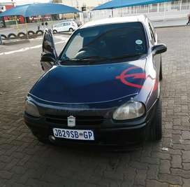 CORSA LITE 1.4 1998 MODEL FOR SALE, DRIVING PERFECTLY,