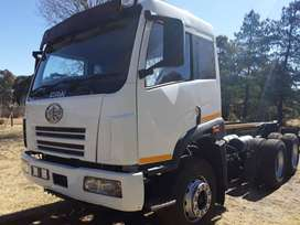 Used 2010 FAW Chassis Cab for sale