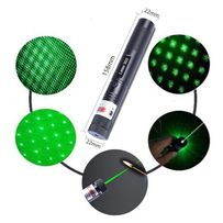 Зеленая мощная лазерная указка Laser SD-303