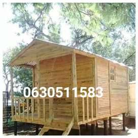 The Wendy house is available