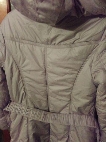 Зимняя курточка пальто 50 размер новая серая Конотоп - изображение 7