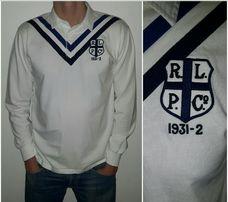 Ralph Lauren - Koszula Polo z długim rękawem (XL)
