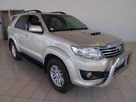 Various Toyota Fortuner For Sale