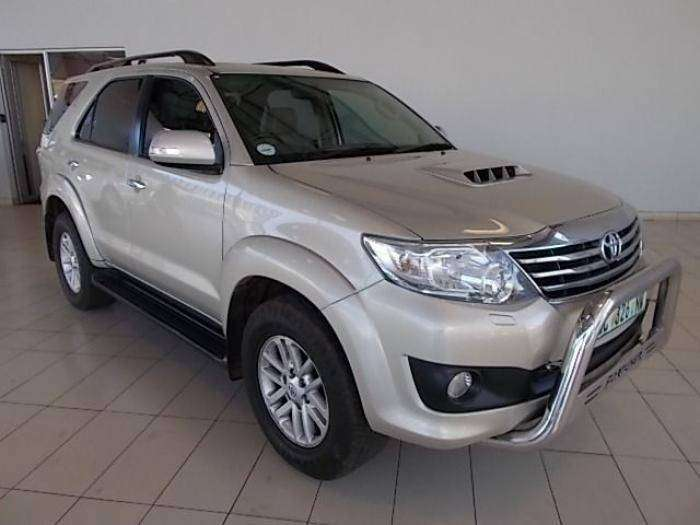 Various Toyota Fortuner For Sale 0