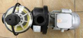 Swimming Pool Pump Motor - Femco 0.75kW with attachments