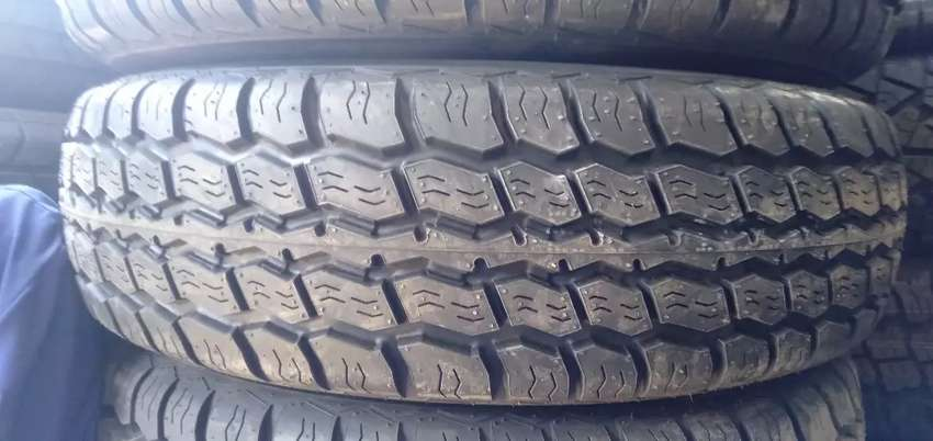 195r14 Linglong tyre's is made in China 0