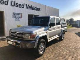 2013 Toyota Land Cruiser 79 4.2D Double Cab