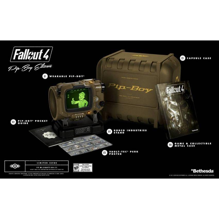 Fallout 4 Pip-Boy Edition PS4 0