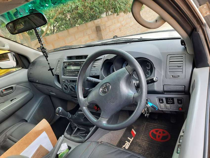 Toyota double cab for sale